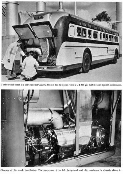 Bus Stop Classics: General Motors (GM) Turbo Cruiser I, II and III