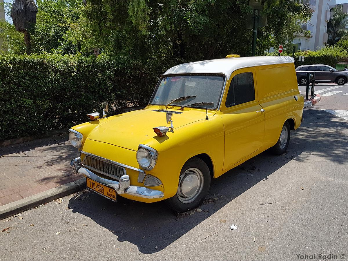 1e1ece70b7 CC Outtake  1965 Ford Anglia 307E Van