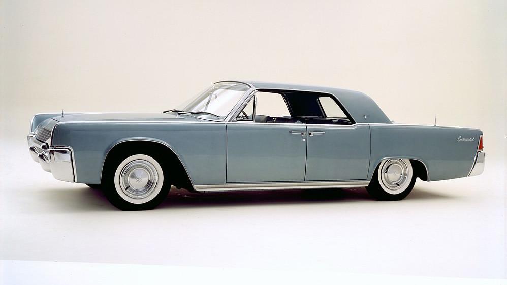 Convert Lincoln Continental Indicator Stalk Lever Chrome 1965 1966 65 66 Sedan