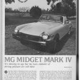 The MG Midget and its sibling Austin Healey Sprite had once been popular low-end sports cars in the second half of the great sports car boom era (1949-1969), but by […]