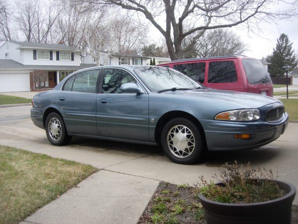 coal 2000 buick lesabre custom the 3800 legend continues curbside classic coal 2000 buick lesabre custom the