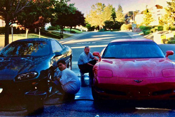 98 Camaro & 01 Corvette