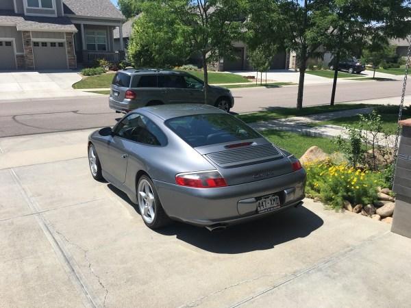 2002 Porsche 911 (996)