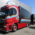 The core business of the Patrick van der Mark Shitgroup is collecting fresh horse manure. This super clean dream machine is the company's only Iveco, the rest of the fleet […]