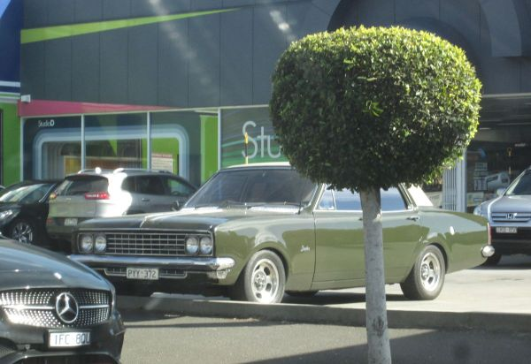 Curbside Classic: 1969-70 Holden Brougham – A Case Of GM Following
