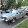 I had just returned from my annual Las Vegas trip with friends when I happened upon this sad-looking 450SL parked on the curb.  The first day back to the daily […]