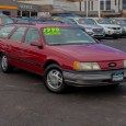 On Wednesday I showed you one of the last remaining examples of a first generation Taurus LX sedan in excellent condition. That evening I decided to hit up Autotrader to […]
