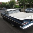 At least I think so. This was just a chance encounter on a quiet back street of inner Melbourne, not far from a 1962 Ford Falcon survivor that I posted […]