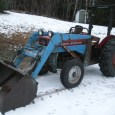 Dad had a yearning for another tractor.  A co-worker of mine had a Massey-Ferguson 135 Diesel that his father had bought nearly new in the 1970's, and after decades of […]