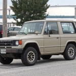 Curbside Classic 1989 Mitsubishi Montero An Off Roader In A Grocery Getter World Curbside Classic