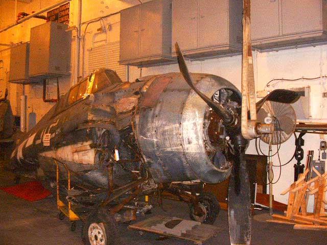 Carrier Classic: Grumman F4F Wildcat – The Restoration