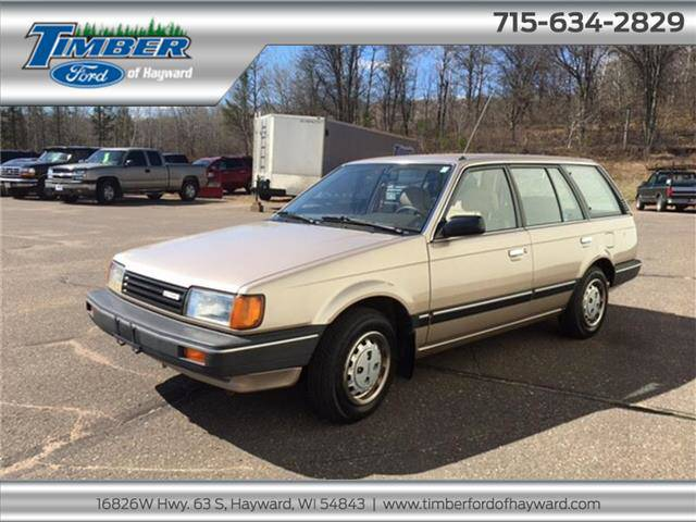 Cc For Sale 1986 Mazda 323 Wagon With 32241 Miles For