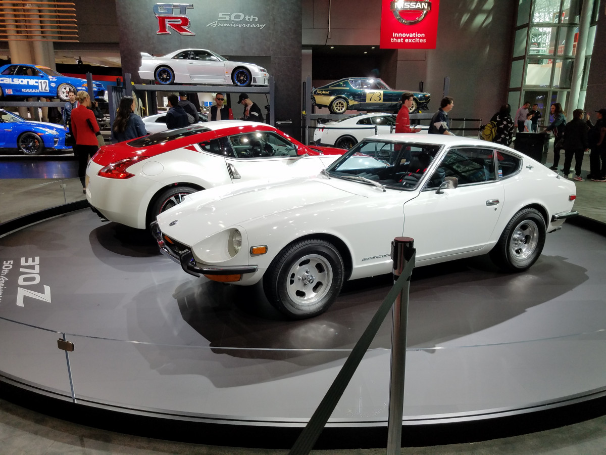 Nissan Luxury Brand >> Curbside Classic Visits The 2019 New York International Auto Show