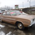 posted at the Cohort by Canadiancatgreen This '66 Coronet looks familiar, as I used to drive a taxicab just like it. It even had a V8 in it, the last […]