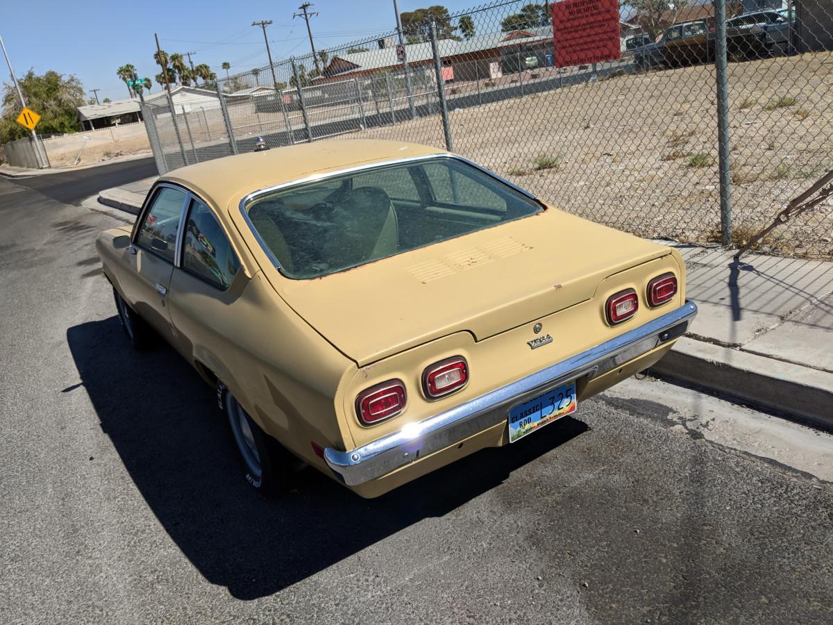 Return To The Great Vega Hunt, Part II: 1971-73 Chevrolet