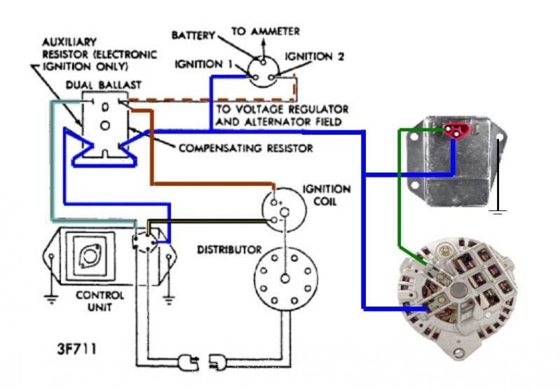 Automotive History: Electronic Ignition – Losing the Points, Part on tesla coil diagram, ignition interlock wiring-diagram, ignition wiring diagram for 2000 chevy malibu, ignition control module 1994 ford mustang, 98 lincoln navigator ignition coil diagram, vw ignition wiring diagram, auto fuel system diagram, car ignition coil diagram, ignition wiring diagram for mazda protege, ignition coil circuit diagram, ignition coil wire harness,