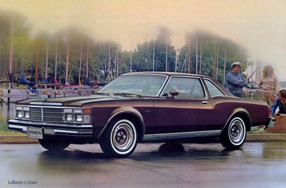 chrysler le baron 1979
