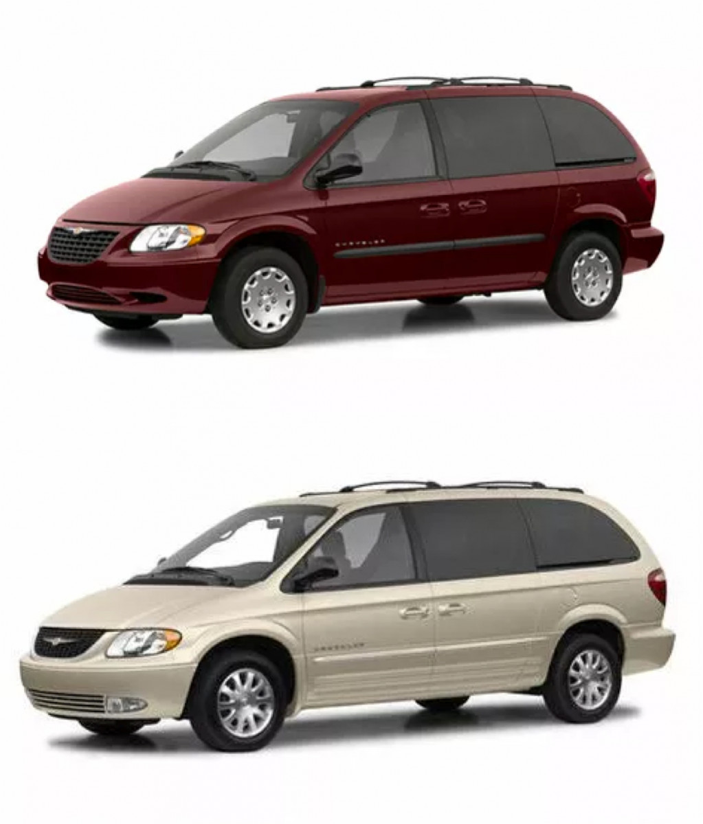 Following The Minivan's Fourth Generation In 2001, The