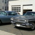 """Here they are together–two 1958 GM """"Golden Milestone"""" cars that competed in the luxury class. You'll notice that both cars share the body middle section (doors, windows, roof); however the […]"""