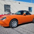 I found this 1998 Fiat Barchetta (= little boat) for sale on a small lot in Waterloo, Ontario. The Barchetta was produced from 1995-2005, with a 2 year hiatus from […]