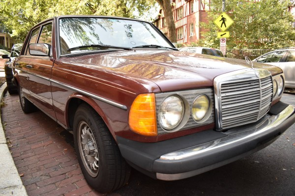 My Curbside Classic 1983 Mercedes 240d W123 An Ode To A Type Of Car That Doesn T Exist Anymore Curbside Classic
