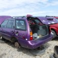I was struck by the sheer audacity of the paint job of this Ford Windstar I saw in Seattle. It looks like Grimace was squirted with grape soda while carrying […]