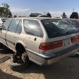 During Honda's fourth generation of Accord, they finally released a wagon version. Built exclusively in Ohio and from there exported back to Japan as well as to Europe (along with […]