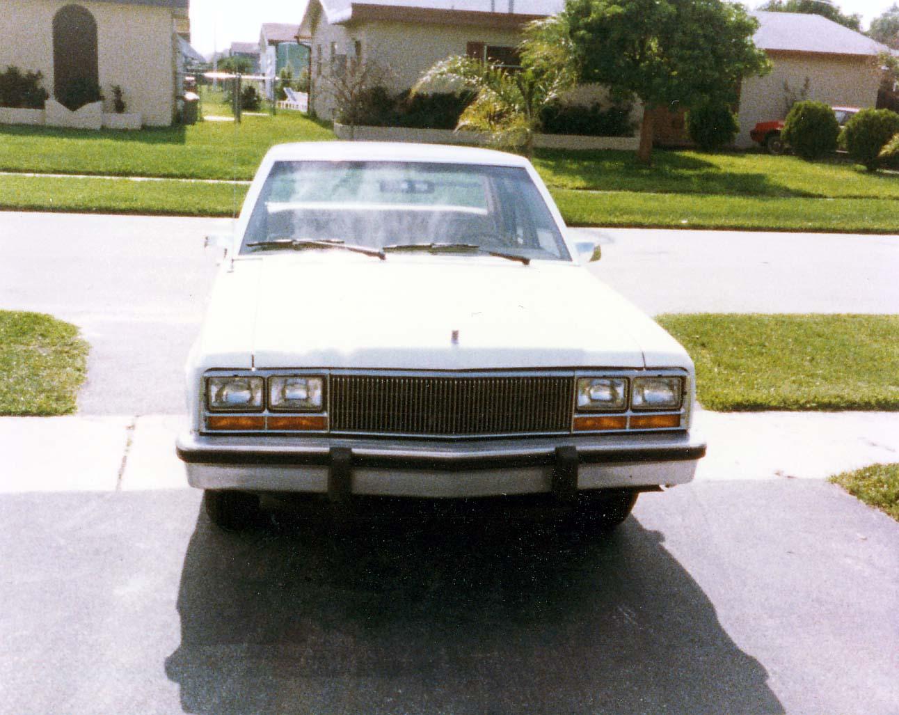 Coal 1979 Mercury Zephyr White Trash Curbside Classic