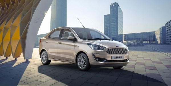 Ford Aspire India