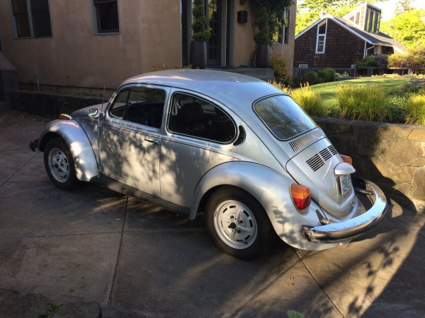 Curbside Classic 1977 Vw Beetle The Fuel Injected End Of The Road For The Beetle Curbside Classic