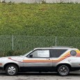 William Oliver wins the internet today, having found a genuine curbside Pinto Cruising Wagon. Do you all realize just how rare this is? This is a '70s icon, a living […]