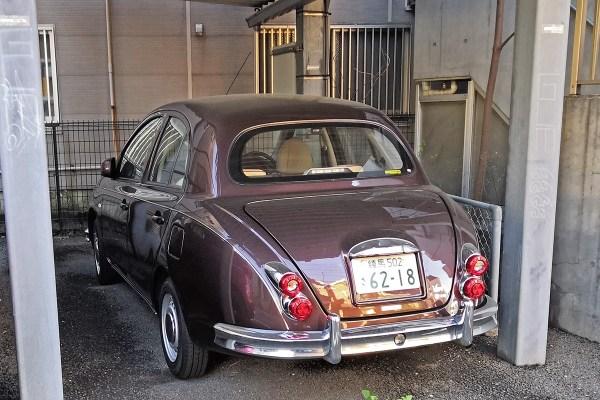 Mitsuoka Viewt K12 (rear)