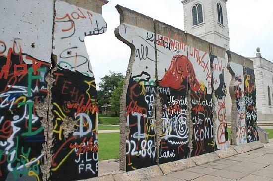 How Much Is A Piece Of The Berlin Wall Worth