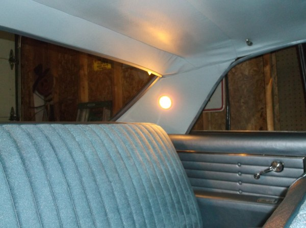 Skylark Interior Light