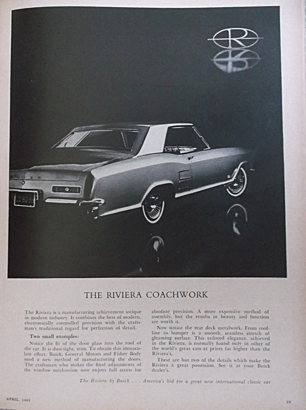 1963 Riviera