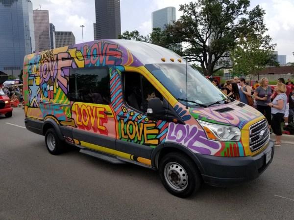 2019 Houston Art Car Parade