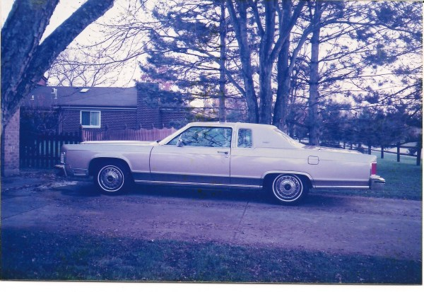 My 1978 Lincoln Town Coupe