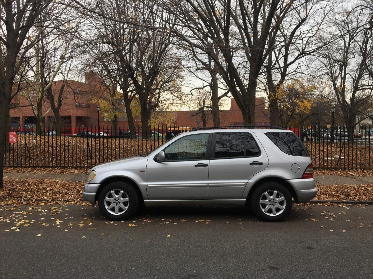 [SCHEMATICS_4UK]  COAL: 1999 Mercedes-Benz ML430 – Bad Mercedes, But a Good Beater?    Curbside Classic   1999 Ml430 Fuel Filter      Curbside Classic