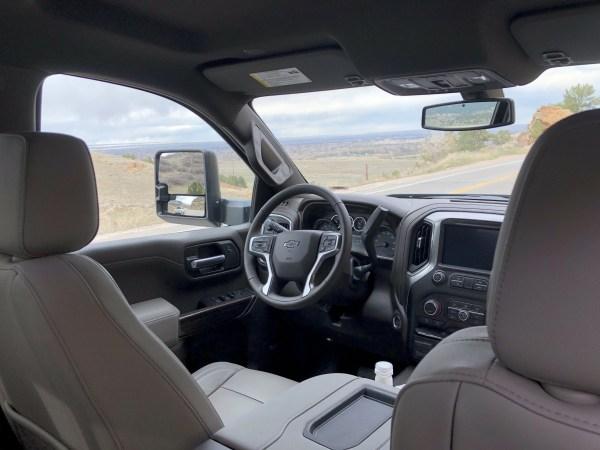 2020 Chevrolet Silverado RST DoubleCab 4WD Review