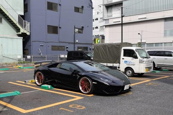 Lamborghini Huracán (front)
