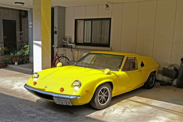 Lotus Europa S2 (3/4 front)