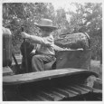 """There I am, """"operating"""" grandpa's tractor in 1960. A few years later I would be doing actual work. The setting is an apple and pear orchard on US 50 about […]"""