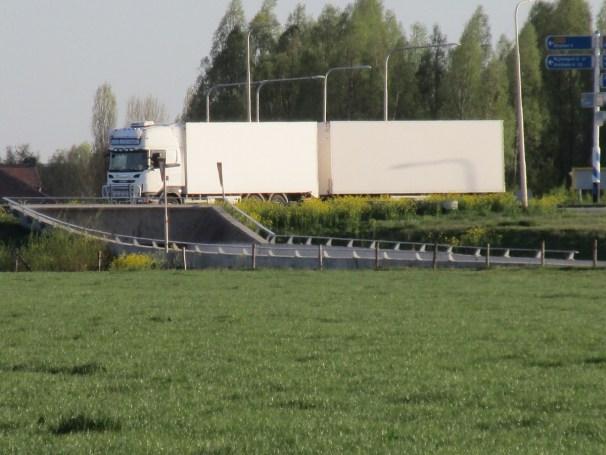 Scania R500 + Pacton full trailer