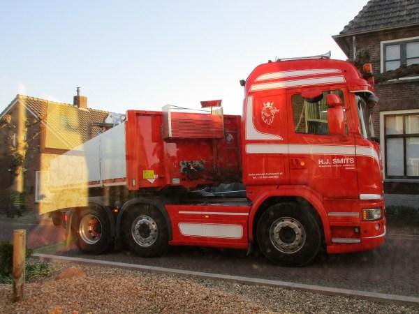 scania g450 brick hauler - 1