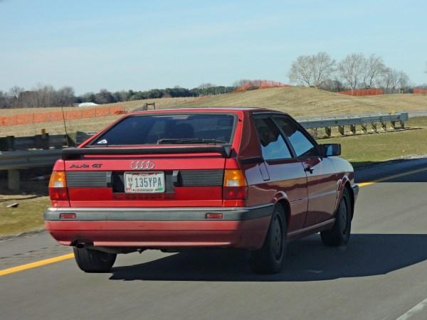1987 Audi Coupe GT