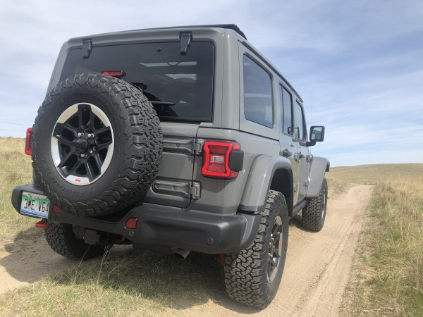 2020 Jeep Unlimited Rubicon Diesel