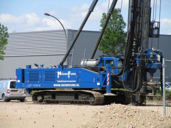 Lebotec LBT-7530-B drilling rig