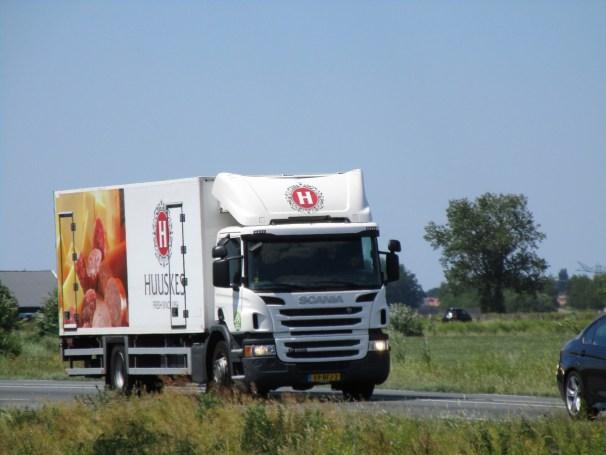 Scania P-series truck
