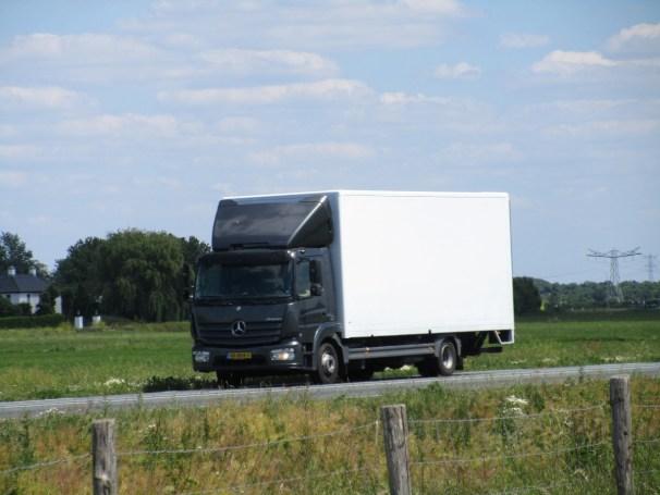Mercedes-Benz Atego truck
