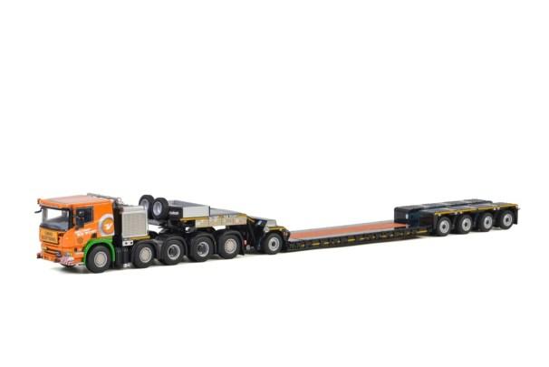 Heavy-haulage rig - WSI diecast